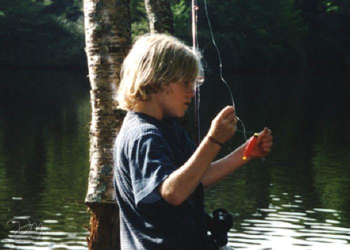 Fisherman Daniel