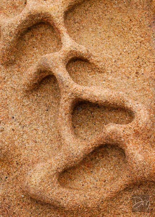 Faces in Sandstone