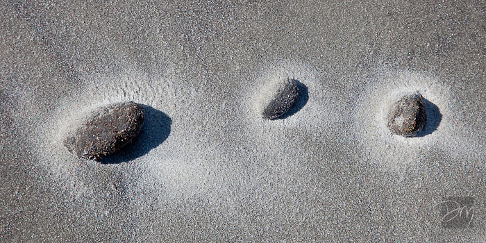 Sand Stones Three