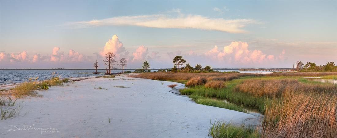 Gulf Dawn Panorama