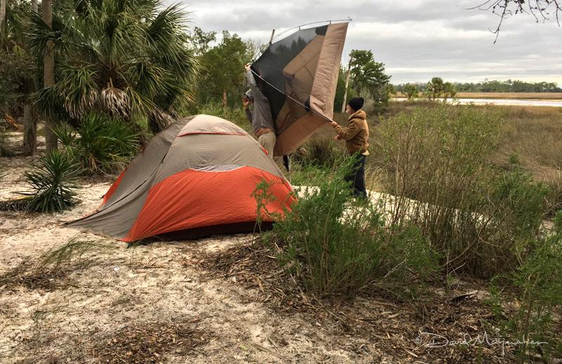 Tent Rescue