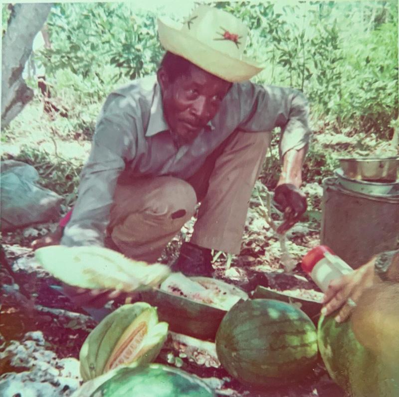 Farmer Samuel Rolle