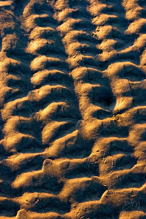 Corrugated Sand