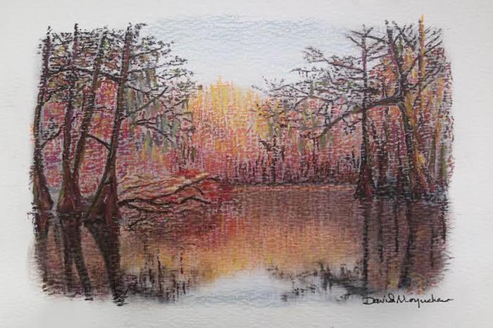 Choctaw_Sunset_Sketch