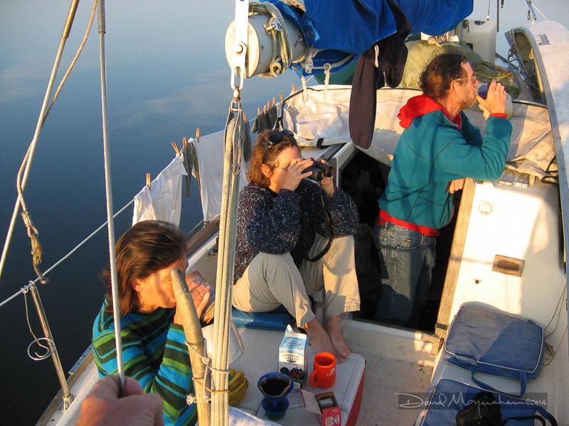Sailing St. Vincent