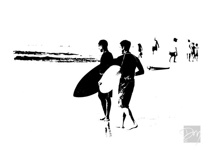 Skimboarders_Beach_Inkblot