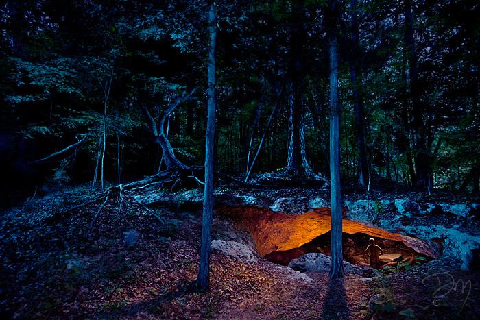 Luminous Underworld
