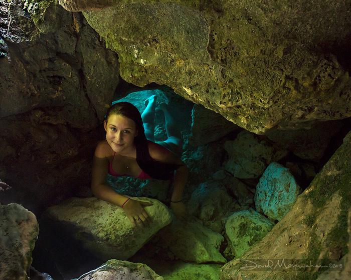 Cave Mermaid