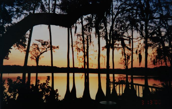 Lake Bradford Sunset