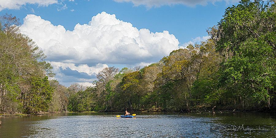 Santa Fe River Pano