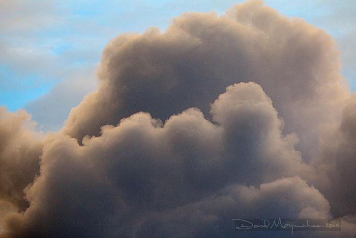 Storm Cloud Composition