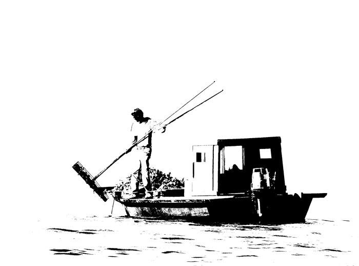 Oil Blot Oysterman