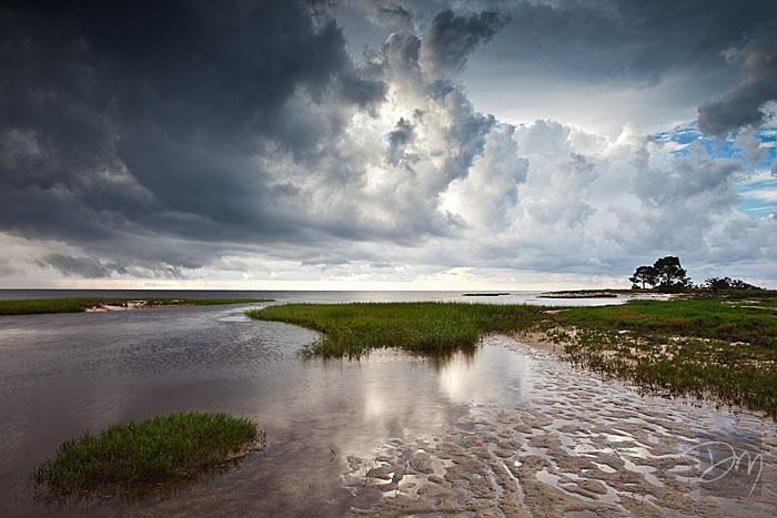 Ebbing Tide & Storm