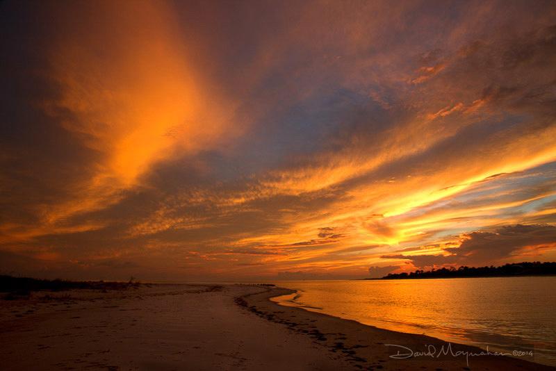 St Vincent Sunset